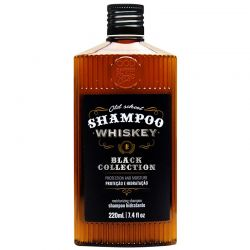 OLD SCHOOL WHISKEY SHAMPOO 220ML
