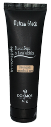 VULCAN BLACK MÁSCARA NEGRA - 60G