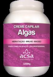 CREME CAPILAR ALGAS - 2.250KG