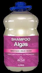 SHAMPOO ALGAS MARINHAS - 5LT