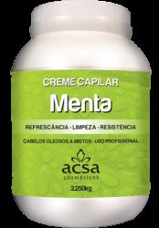 CREME CAPILAR MENTA - 2.250G