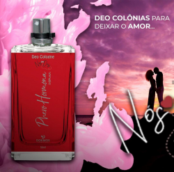 DEO COLOGNE PHERO HORMONA WOMAN - 55ML