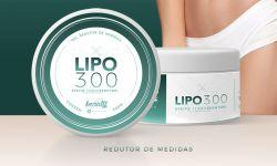 LIPO300 REDUTOR DE MEDIDAS - 200G
