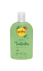 SHAMPOO NATURAL PIATAN DETOX - 300ML