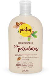 CONDICIONADOR NATURAL PIATAN HIDRATA - 300ML