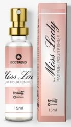 PERFUME FEMININO MISS LADY - 15ML