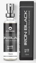 PERFUME MASCULINO IRON BLACK - 15ML