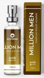PERFUME MASCULINO MILLION MEN - 15ML