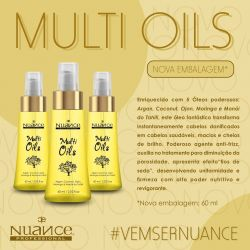 MULTI OILS - 60ML