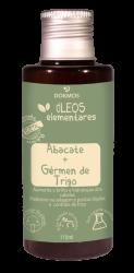ÓLEOS ELEMENTARES ABACATE + GÉRMEN DE TRIGO - 115ML