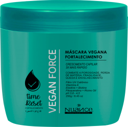 MÁSCARA TIME RESET VEGAN FORCE - 1KG
