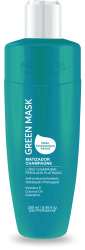 MÁSCARA MATIZADORA GREEN MASK - 250G
