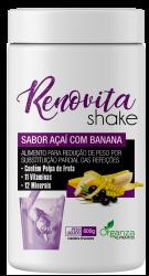RENOVITA SHAKE SABOR AÇAÍ COM BANANA - 600G