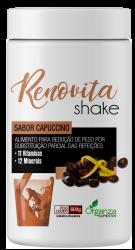 RENOVITA  SHAKE SABOR CHOCOLATE CAPPUCCINO - 600G