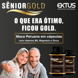 SÊNIOR GOLD - 30G