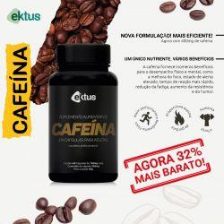CAFEÍNA - 60CPS