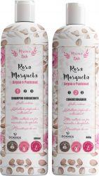 KIT CAPILAR ROSA MOSQUETA ( 2 Produtos )